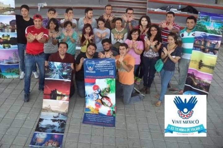 """Disponibles becas de estancias internacionales """"Vive México"""" - photo#8"""