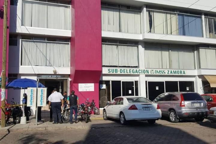 Evacuan oficinas del imss y sep en zamora por amenaza de bomba for Oficina de turismo de zamora