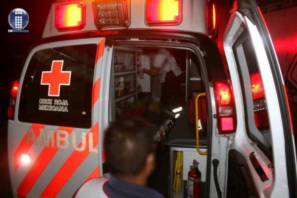 Balean a un MP en la colonia Industrial