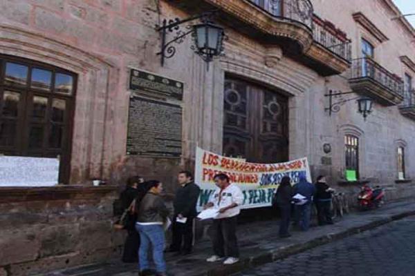 Sidemm retira toma de oficinas del ayuntamiento for Oficinas del ayuntamiento